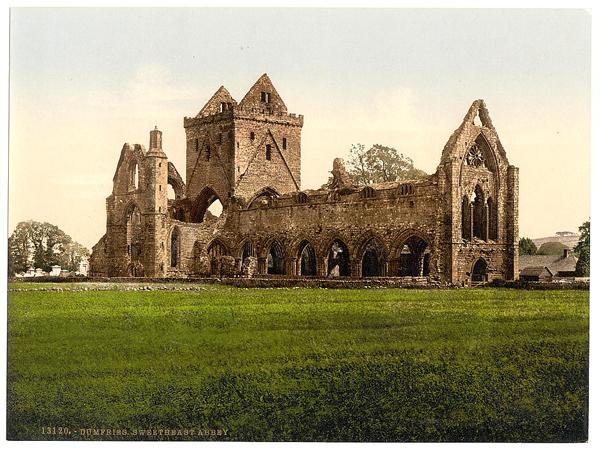 Dumfriesshire, Dumfries, Sweetheart Abbey