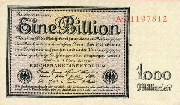 Einebillion