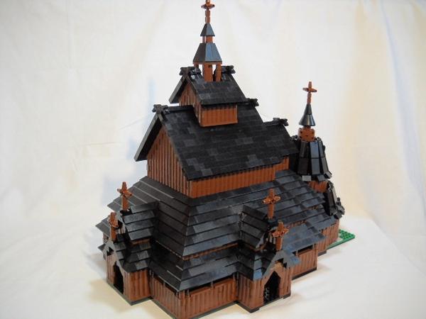 Legoborglund