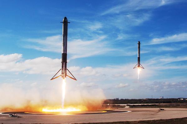 Spacexrocketreturn