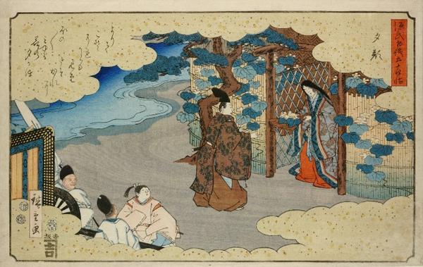 Yugaohiroshige