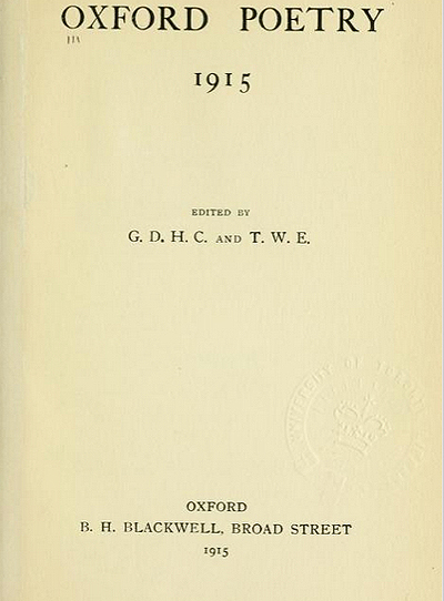 Oxfordpoetry1915