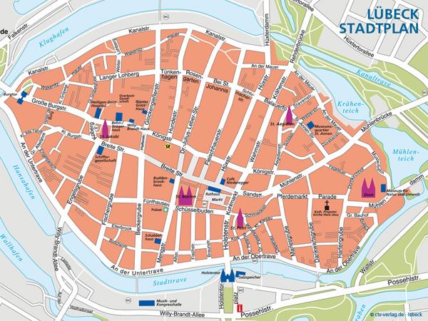 Aktueller-stadtplan-luebeck