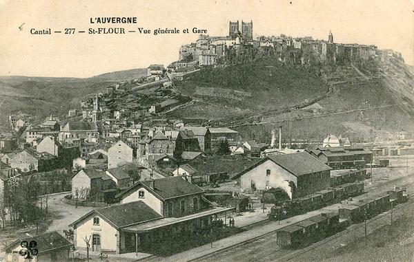 Saintflour