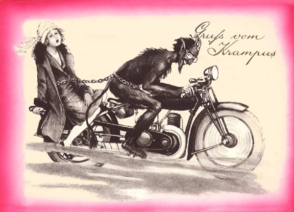 Krampusbike