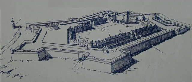 Ayr Citadel