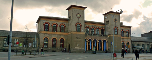 Roskildestation