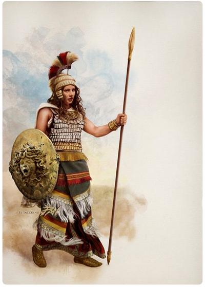 Mycenaeanathena