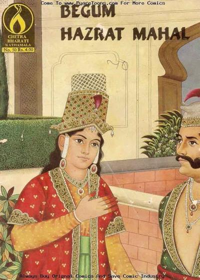 BegumHazratMahal