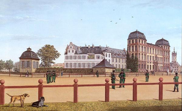 Schnittspahn-Residenzschloss-1866-S-2