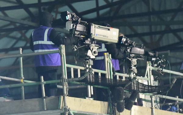 BBC-cameras