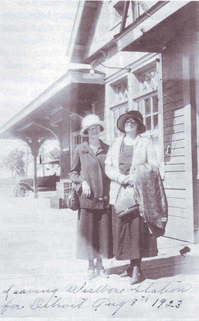 1923WestboroStation