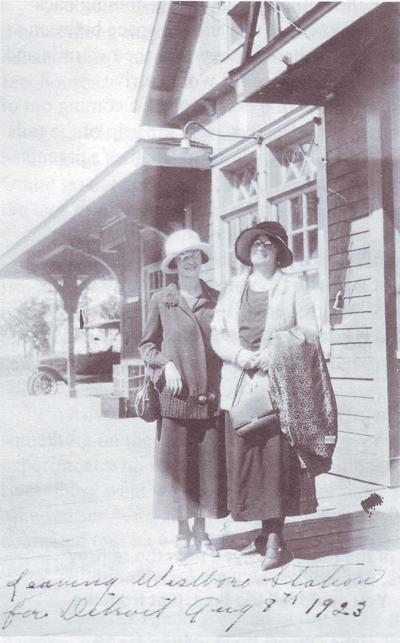 1923WestboroStation