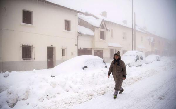 Snow_AFP