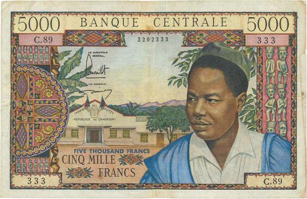 Cameroun1962