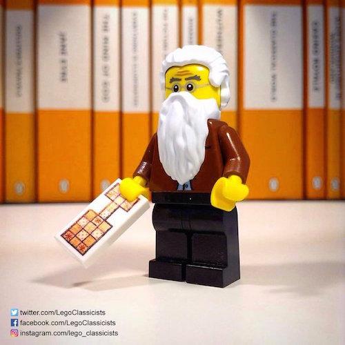 Legofinkel